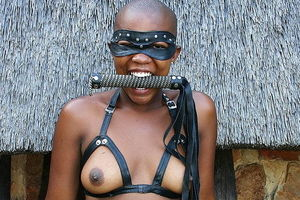 hotwife outdoor african fucky-fucky..