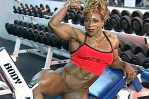 Desiree Ellis 05 - Chick Bodybuilder