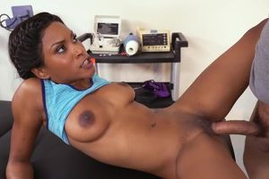 BANGBROS - Indigo Vanity Gets The..