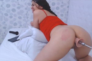 Beautiful Web cam 018