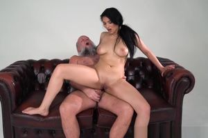Super-steamy huge-chested honey Ava..